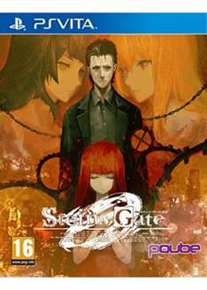 Steins;Gate Zero (PS Vita) - £22.39 Pre-order @ Base