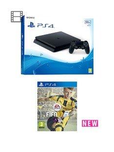 PS4 slim + FIFA 17 £213.98 @ VERY (12 months BNPL)