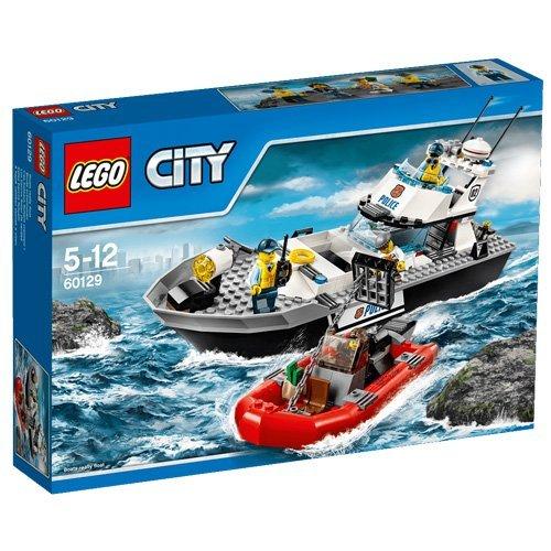 LEGO City Police Patrol Boat (60129) now £20 C+C @ Asda George