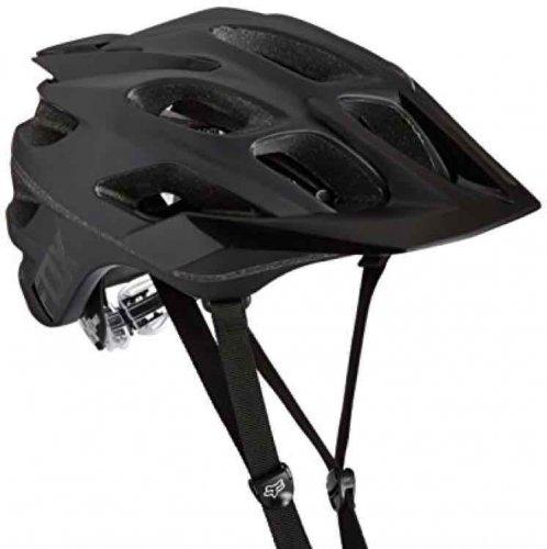 Fox Flux Men's Matte Black MTB Helmet Size XS/S  £11.80 (Prime) @ Amazon