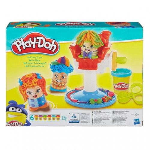 Play-Doh Crazy Cuts Playset £6.99 @ Smyths Toys & Amazon