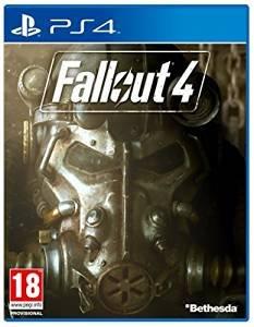 Fallout 4   -   Playstation 4   -   £16.25  (Prime) / £18.24 (non Prime) @ Amazon