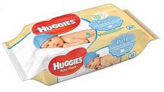 Huggies Pure Single Wipes - 56 Pack - 3 for £2 at Mothercare