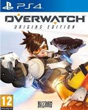 Overwatch Origins Edition £26.93 (As-New) @ Boomerangrentals