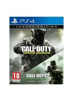 Call of Duty Infinite Warfare PS4 Legacy Edition £49.99 with Code KNXVE at Very