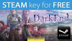 free DarkEnd Steam key from indiegala.com