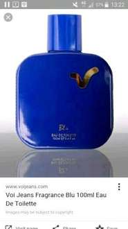 READ DESCRIPTION Savers store (instore) - voi blu lovely aftershave gift set  £7.99  usually rrp 9.99 for 100ml
