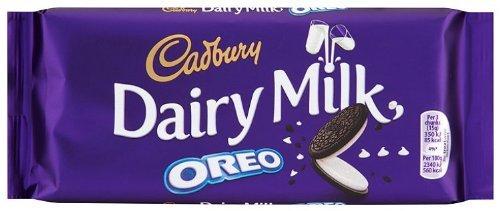 15 bars of Dairy Milk Oreo (120g) - Candyhero (via Amazon) - £7.73 delivered