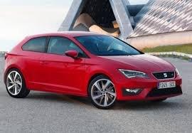 Seat Leon Sport Coupe 1.4 EcoTSI 150 FR Titanium 24 month Car Lease Total £4640.04 @ NVC