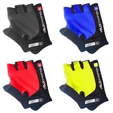 Amazon Prime VeloChampion Summer Cycling Race Gloves Maxgear (fulfilled by Amazon) from £7.75 free Mini pump with promo