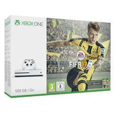 Fifa 17 Xbox one S 500Gb plus Extra controller & Minecraft (actual disc) £269 Smyths