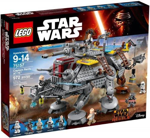 LEGO 75157 Star Wars Captain Rex's AT-TE Construction Set £66.95 @ Amazon