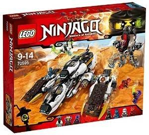 LEGO 70595 Ninjago Ultra Stealth Raider Building Set £43.59 Amazon