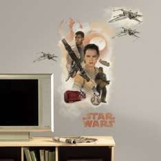 Star Wars wall sticker pack. £14.99 down to £0.96 at 365games