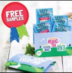Free Daily Cultures Taster Pack