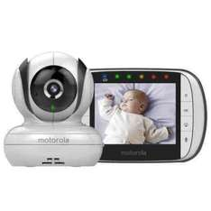 motorola mbp36s baby monitor £74.40 after coupon code at Amazon