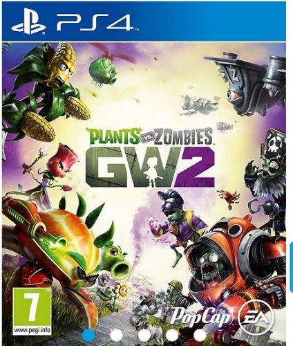 PVZ Garden Warefare 2 PS4 @ Tesco £26 Free Delivery