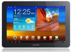 Samsung Galaxy Tab GT-P7500 32GB, Wi-Fi + 3G (Unlocked), 10.1in - Soft Black £4.99 @ Ebay / browningsbargains