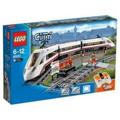 LEGO City High-Speed Passenger Train 60051 - £64.97 with eCoupon from Tesco Direct