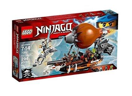 Ninjago Raid Zeppelin 70603 - cheapest I have seen  £14.53 Prime or £18.52 non prime @ Amazon