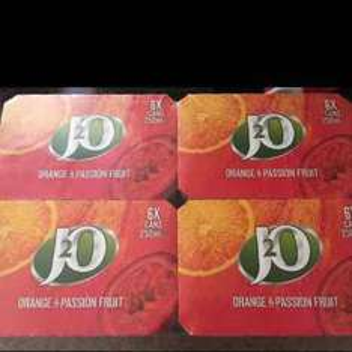 J2O orange & passion fruit 24 cans £2 @ Farmfoods