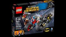 Lego Super Heroes Batman Gotham Cycle Chase Set £15 @ Sainsburys instore and online