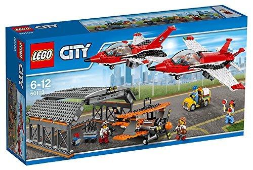 LEGO 60103 City Airport Air Show Construction Set Via Amazon - £50.86