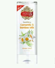 Imperial Leather Soothing Camomile & Bamboo Milk 250ml - 60p @ Sainsbury's instore