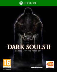 [Xbox One] Dark Souls II Scholar of the First Sin (Pre-Owned) - £9.99 - Grainger Games