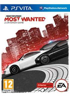 Need for speed most wanted (Ps vita) £8.99 delivered @ base