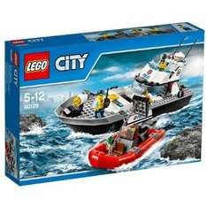 Lego City Police Boat via Amazon - £20.00