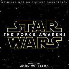 Star wars the force awakens deluxe edition soundtrack on cd £2.45 @ amazon!  Plus £2 no rush prime now credit! Prime price. £2.95 extra non prime