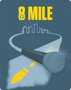 8 Mile (Blu Ray Steelbook) £4.50 Delivered (Using Code) @ Zoom (Plus Others)