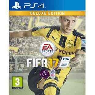 FIFA 17 £36.99 @ Smyths