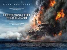 Free tickets to see Deepwater Horizon on Monday 26th September 2016 at various UK venues