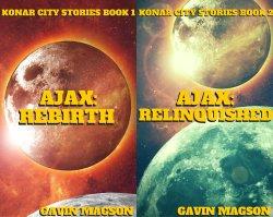 A Konar City Storis complete series now FREE both were £1.99, Amazon