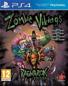 Zombie Vikings: Ragnarok Edition PS4 £9.95 @ CoolShop