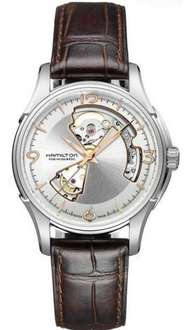 Hamilton Jazzmaster Auto Open Heart Watch £354.00 delivered @ CW Sellors