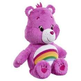Giant 50cm Share Bear & Cheer Bear - Care Bears - Free C&C  @ Tesco Direct  £12.50