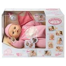 LATEST NEW BABY ANNABELL DOLL WITH ACCESSORIES £25 at TESCO ONLINE/INSTORE!