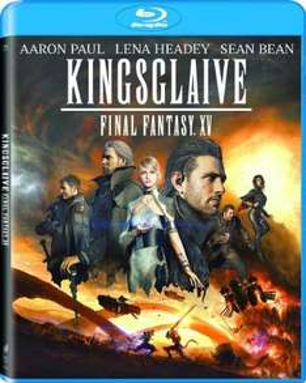 Final Fantasy XV: Kingsglaive Blu Ray (Amazon Prime £9.99/ Non £11.98)