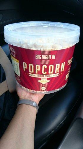 250g Popcorn @ Iceland for £1.79