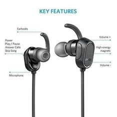Anker bluetooth sports earphones RRP £100 - £20.98 delivered @ Amazon