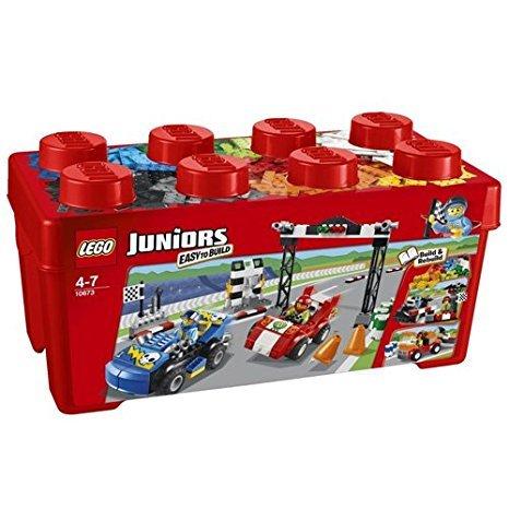Lego juniors 10673 race car rally £16.50 @ Tesco free C+C