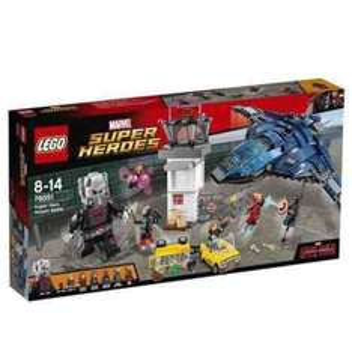 Lego Marvel Superhero Captain America Civil War Airport Battle £40.69 @ Amazon.co.uk (£35.69 with Toys R Us voucher)