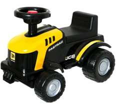 JCB Tractor Ride On £12 Prime / £16.75 Non Prime @ Amazon