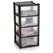 Wilko Storage Unit 4 Drawer £10 at Wilko (Free C&C)