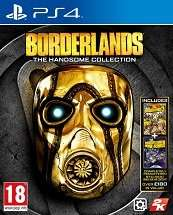 [PS4] Borderlands The Handsome Collection-As New (Boomerang Rentals) £11.68