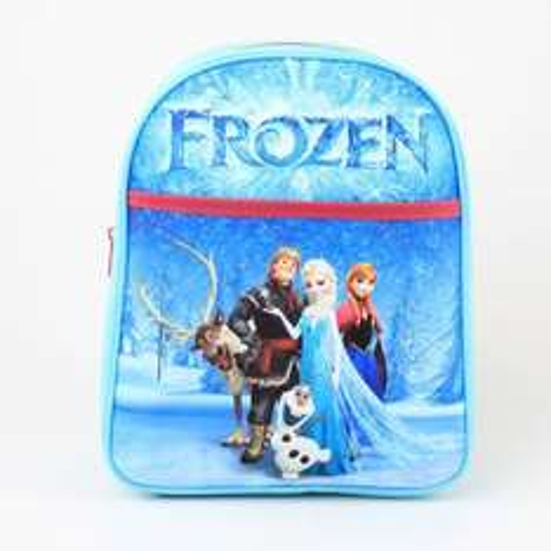 Disney's Frozen Junior Backpack £1 [Frozen Lunch Bag also £1] @ Smyths