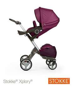 STOKKE Pushchair Xplory4 [Purple Only] £580.30 @ Mothercare
